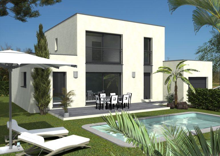 Maison Style Moderne Qu Est Ce Que La Transparence